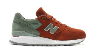 "New Balance 998 x CNCPTS ""Boston"""