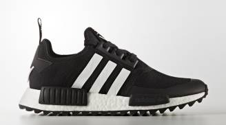 "adidas NMD_R1 Trail x White Mountaineering ""Black"""
