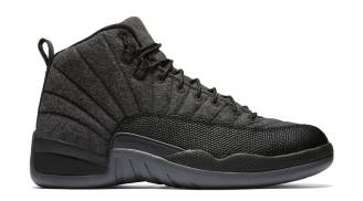 "Air Jordan 12 Retro ""Wool"""