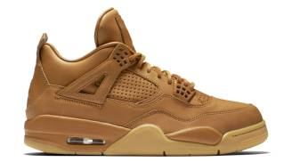 "Air Jordan 4 Retro PRM ""Wheat"""