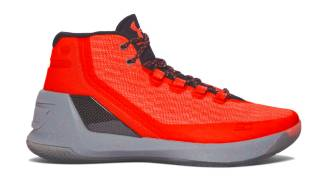 "Under Armour Curry 3 ""Red Hot Santa"""