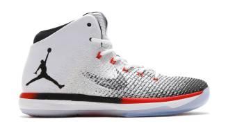 "Air Jordan XXX1 ""Black Toe"""