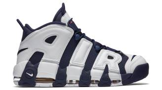 """Nike Air More Uptempo """"Olympic"""" (2016)"""