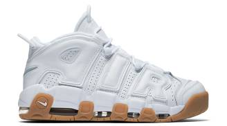 """Nike Air More Uptempo """"White/Gum"""""""