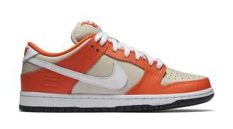 "Nike SB Dunk Low ""Orange Box"""