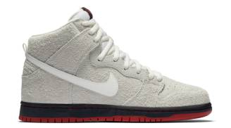"Nike SB Dunk High x Black Sheep ""A Wolf in Sheep's Clothing"""