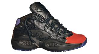 """Reebok Question Mid x Packer Shoes """"Curtain Call"""""""
