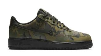 "Nike Air Force 1 Low ""Reflective Woodland Camo"""