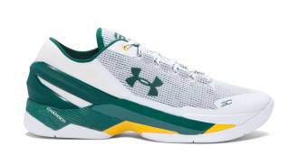 "Under Armour Curry 2 Low ""Oakland A's"""