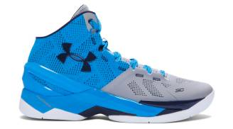 "Under Armour Curry 2 ""Electric Blue"""
