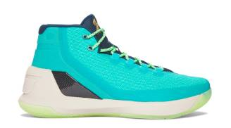 """Under Armour Curry 3 """"Reign Water"""""""
