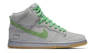 "Nike SB Dunk High ""Gray Box"""