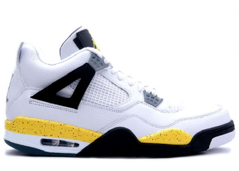 Air Jordan 4 Retro \u0026quot;Tour Yellow\u0026quot;