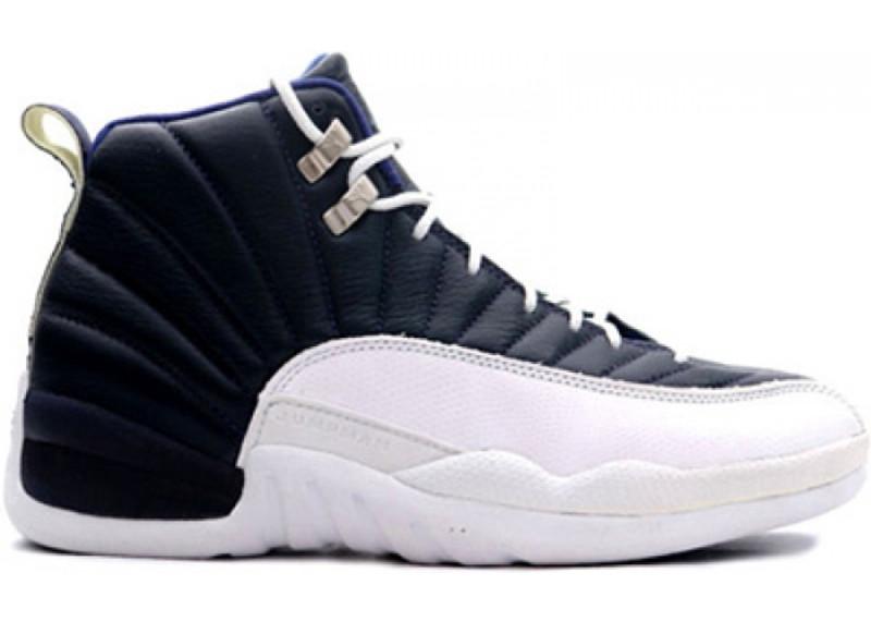 Air Jordan 12 \u0026quot;Obsidian\u0026quot; OG