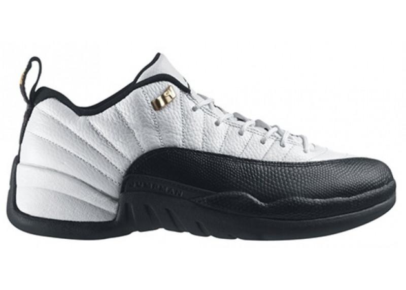 Air Jordan 12 Retro Low \u0026quot;Taxi\u0026quot;