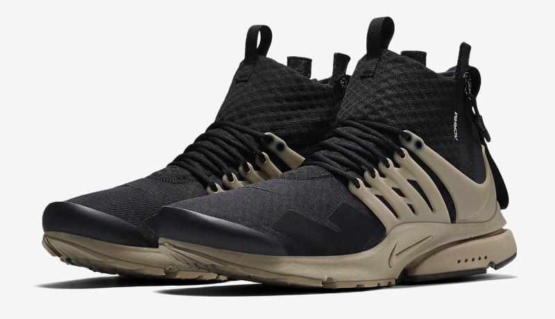 Nike Air Presto Mid X