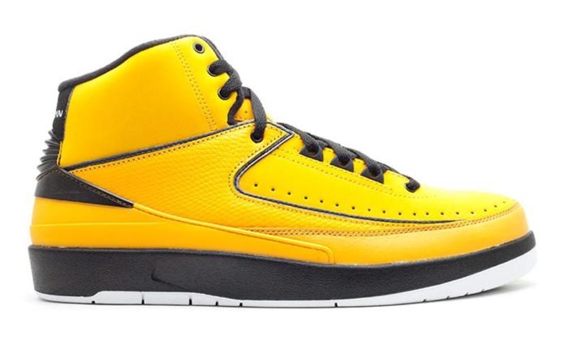 AIr Jordan 2 Retro Candy Pack \u0026quot;Yellow\u0026quot;
