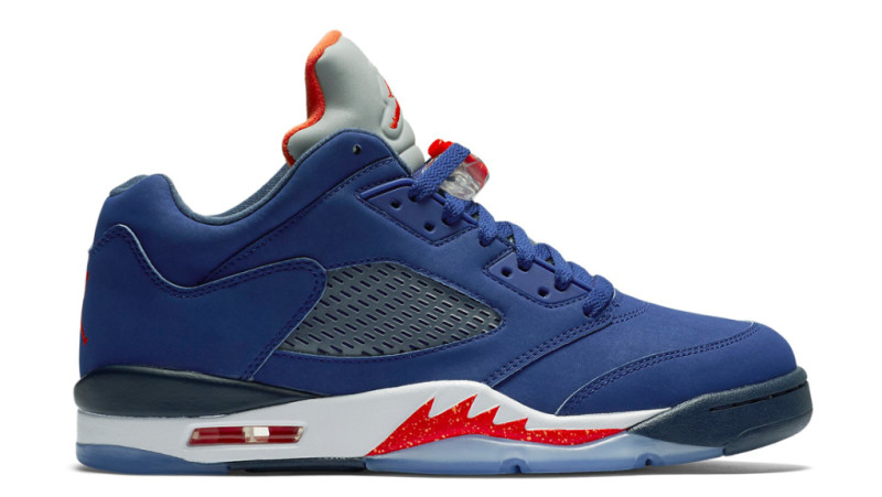 Air Jordan 5 Retro Low \u0026quot;Cavs\u0026quot;