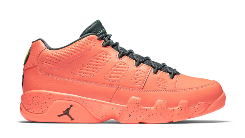 Air Jordan 9 Retro Low \u0026quot;Bright Mango\u0026quot;