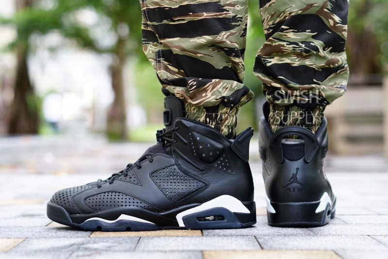 tom hanks naufrag - Jordan 6 Black Cat | Sole Collector