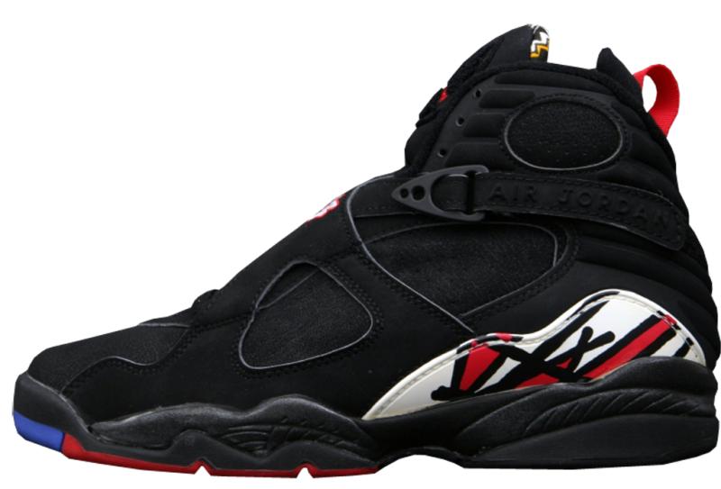 Air Jordan VIII \u0026quot;Playoff\u0026quot;