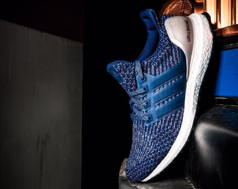 The Women's adidas Ultra Boost Deep Sea Blue Is Now Up For Grabs