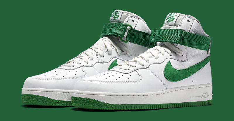 nike air force 1 green