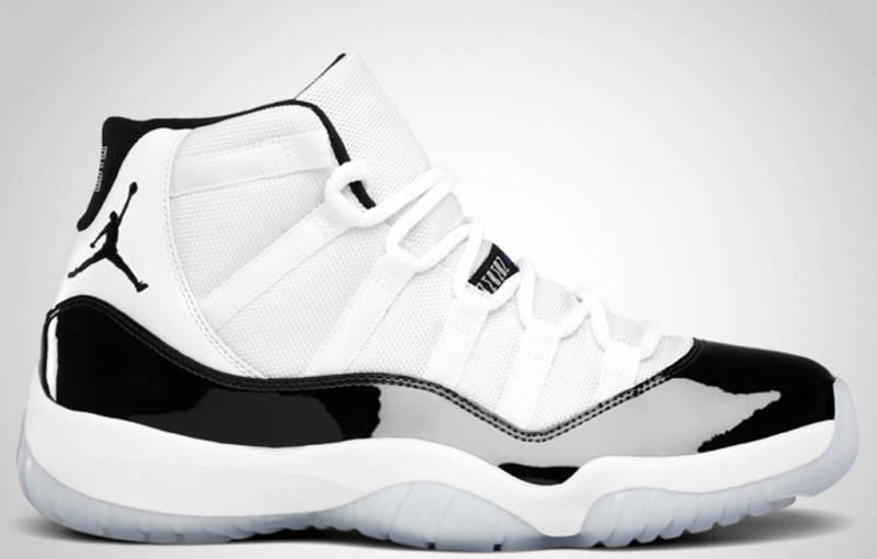 air jordan 11 concord black red