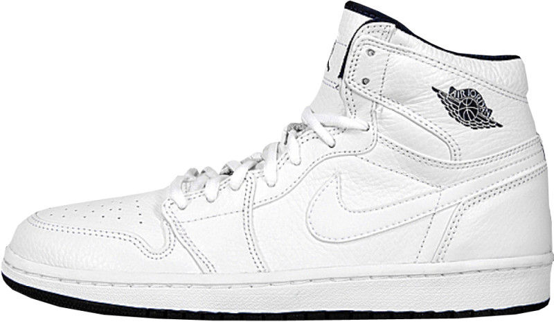 air jordan 1 all white
