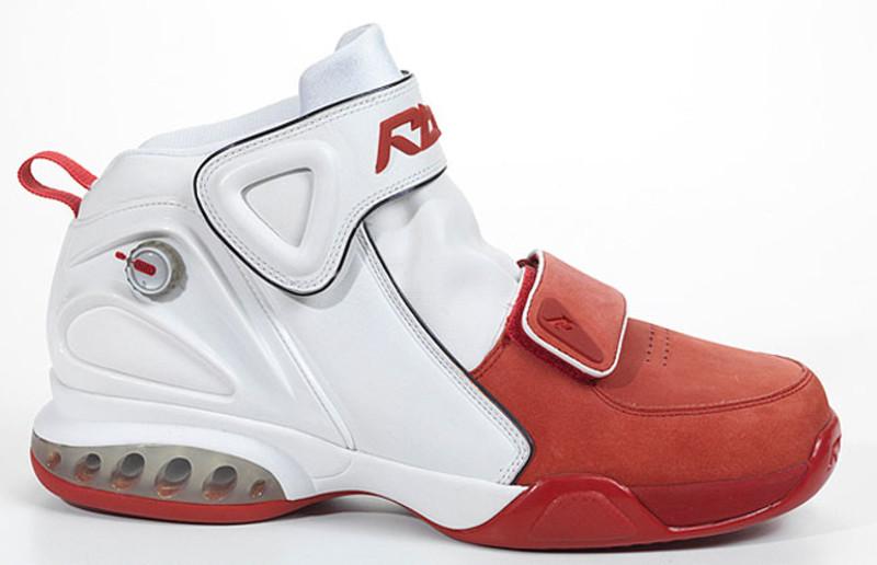 History Allen Iverson Reebok Signature Sneaker Line | Sole Collector
