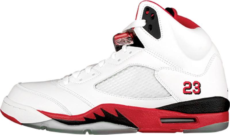 Air Jordan 5 Retro \u0026#39;Fire Red\u0026#39;
