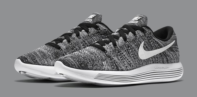 ... Nike LunarEpic Low Flyknit 2 Womens Running Shoe 863780-041 -  BlackWhiteRacer . 996bad90de