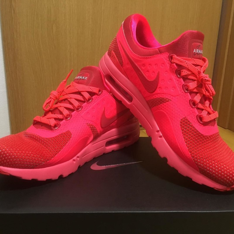 info for 426c8 ec201 Nike Air Max Zero All Red