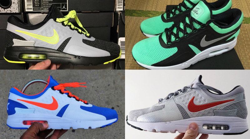 Air Max Zero Id Ideas