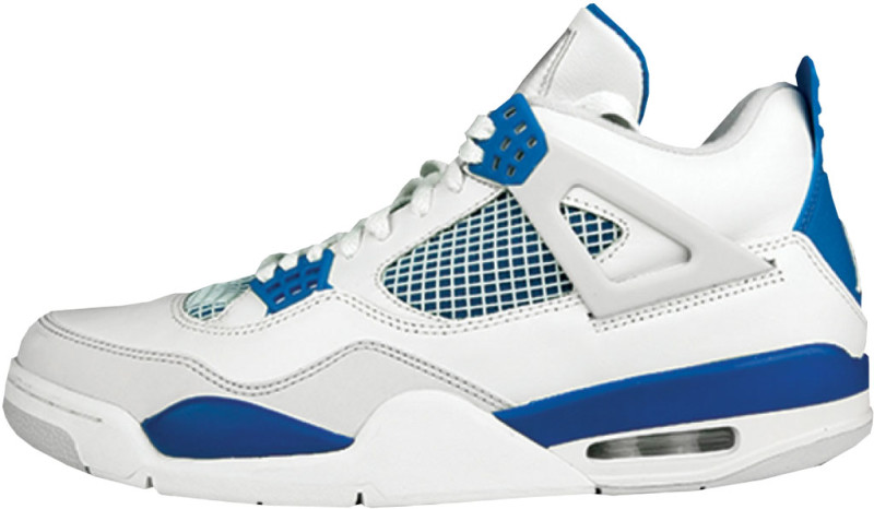 Air Jordan 4 Retro \u0026#39;Military Blue\u0026#39;
