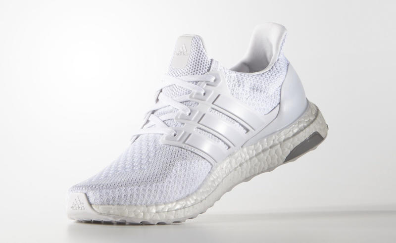 adidas ultra boost white restock