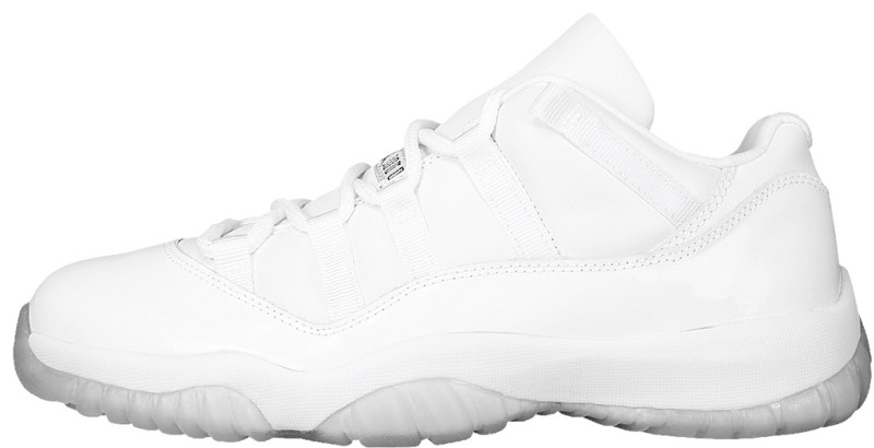 air jordan 11 all white