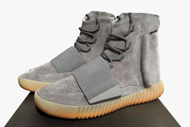 Adidas Yeezy 750 Gum Bottom