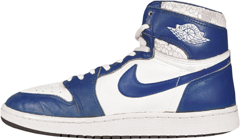 Air Jordan 1 Blue White