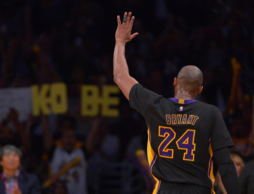 Kobe Bryant Interview   Sole Collector
