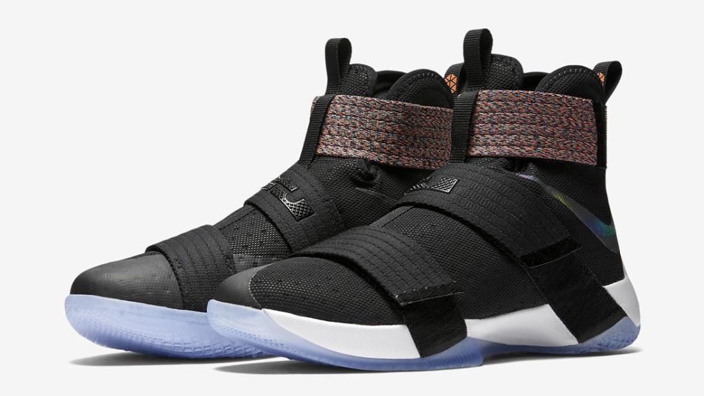 Детальный осмотр кроссовок Nike LeBron Soldier 10 e91a68d701fb3