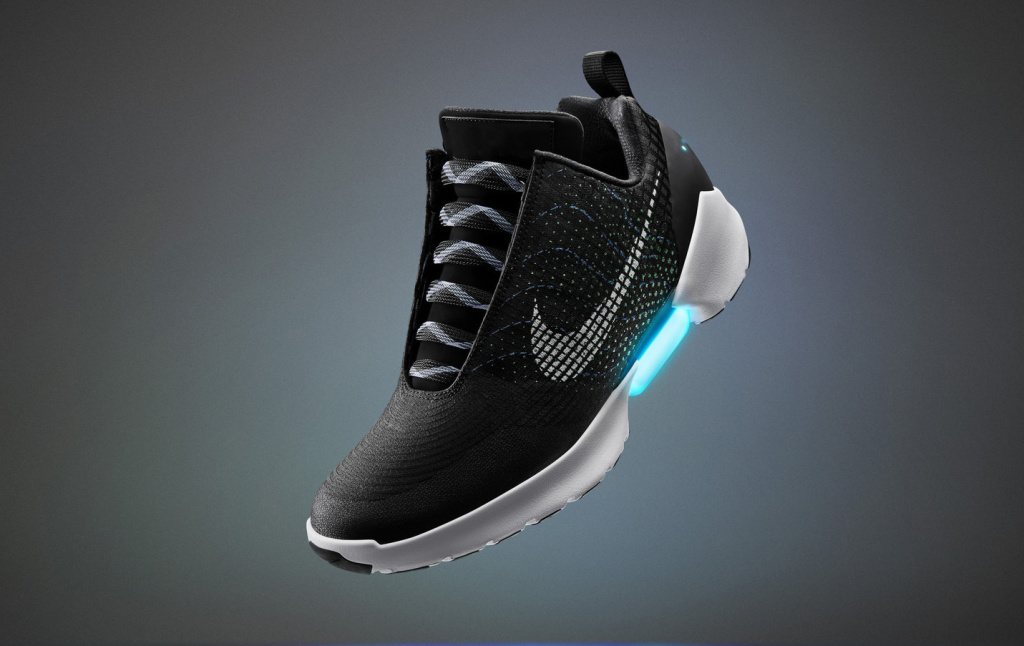 Nike HyperAdapt 1.0 �?An Auto Lacing Shoe �?Sir_Pierre's