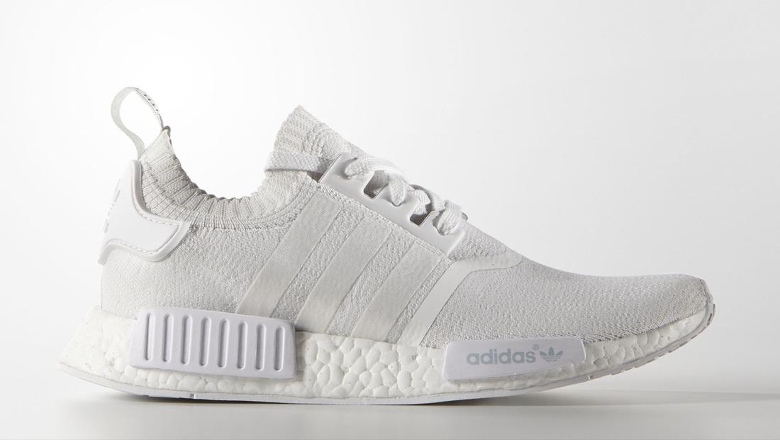 Nmd Adidas Triple White