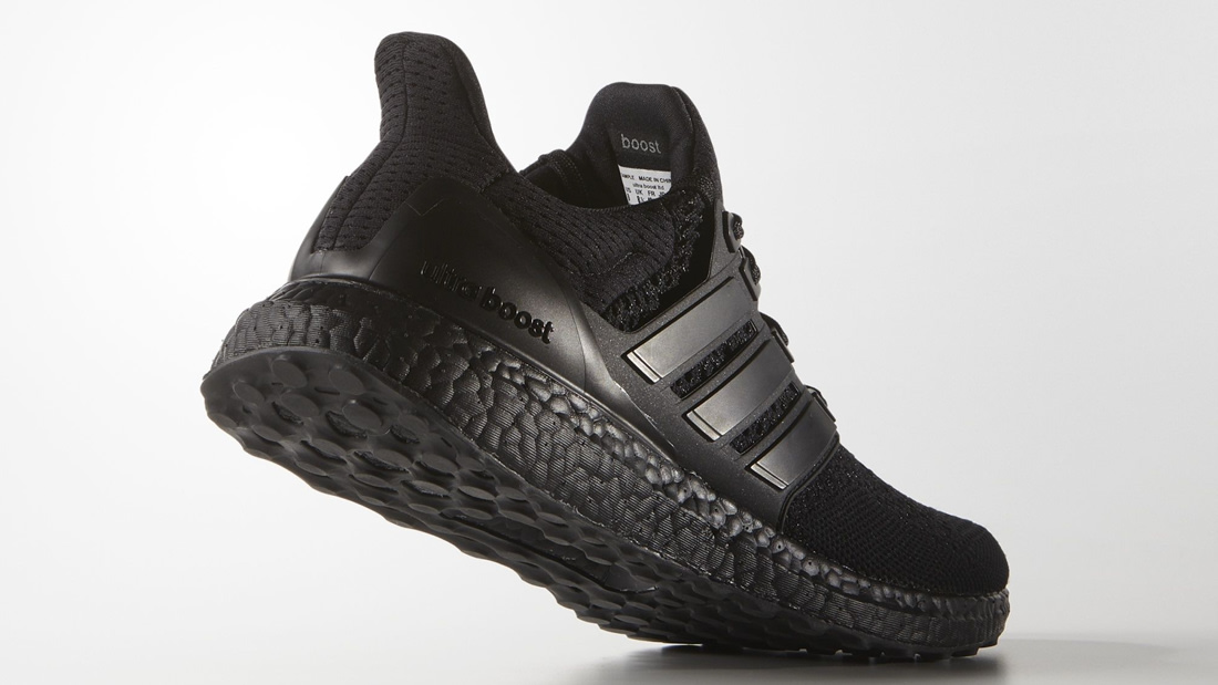 f104c531a07 ... new arrivals should you buy to flip adidas ultra boost triple black  arch usa 68f42 5b320