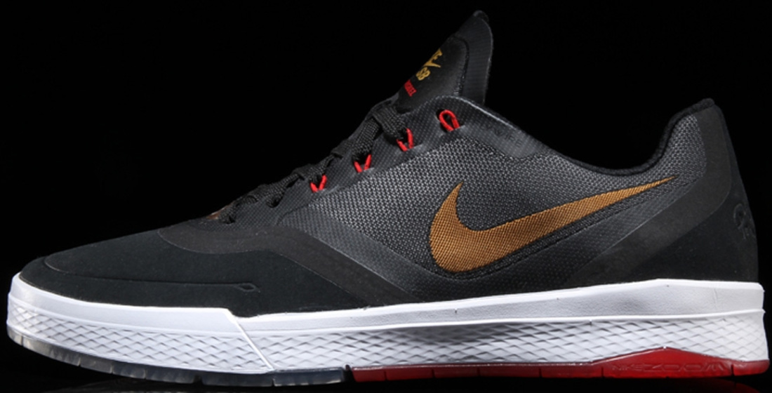 Nike SB Paul Rodriguez 9 Elite Flash Noir