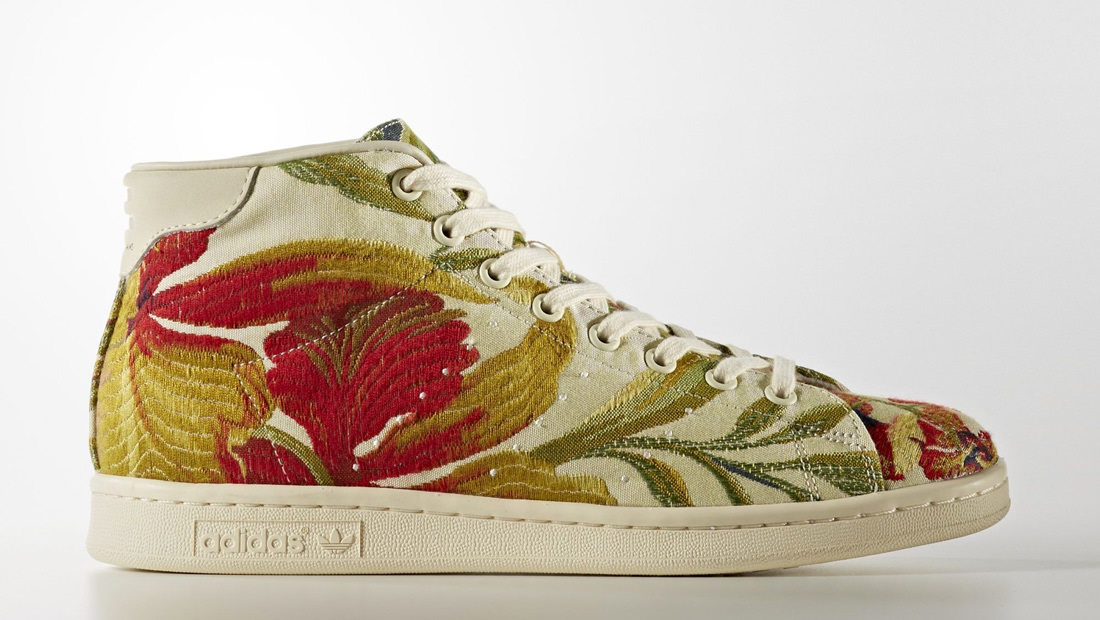 adidas Stan Smith Mid Jacquard x Pharrell