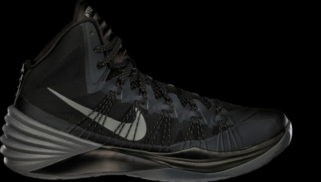 all black hyperdunks 2013