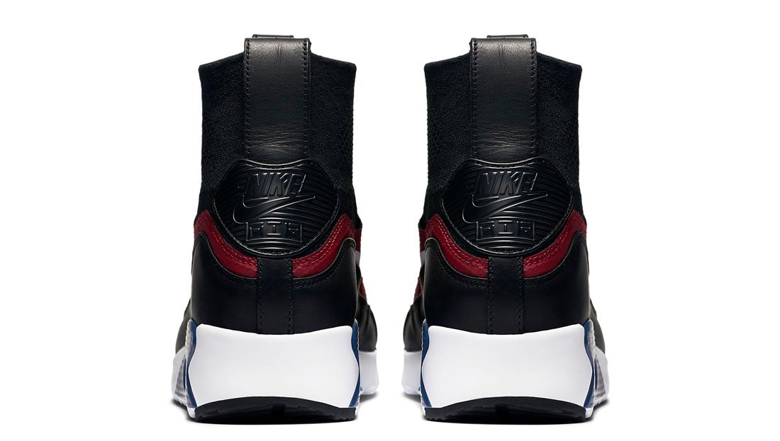 Nike Air Max 90 Ultra Superfly T Black/Dark Grey/White