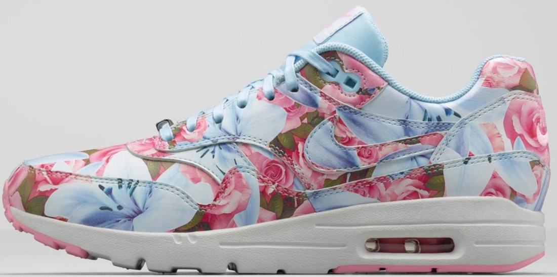 Nike Air Max 1 Ultra Women\u0026#39;s Ice Cube Blue/Summit White-Space Pink-