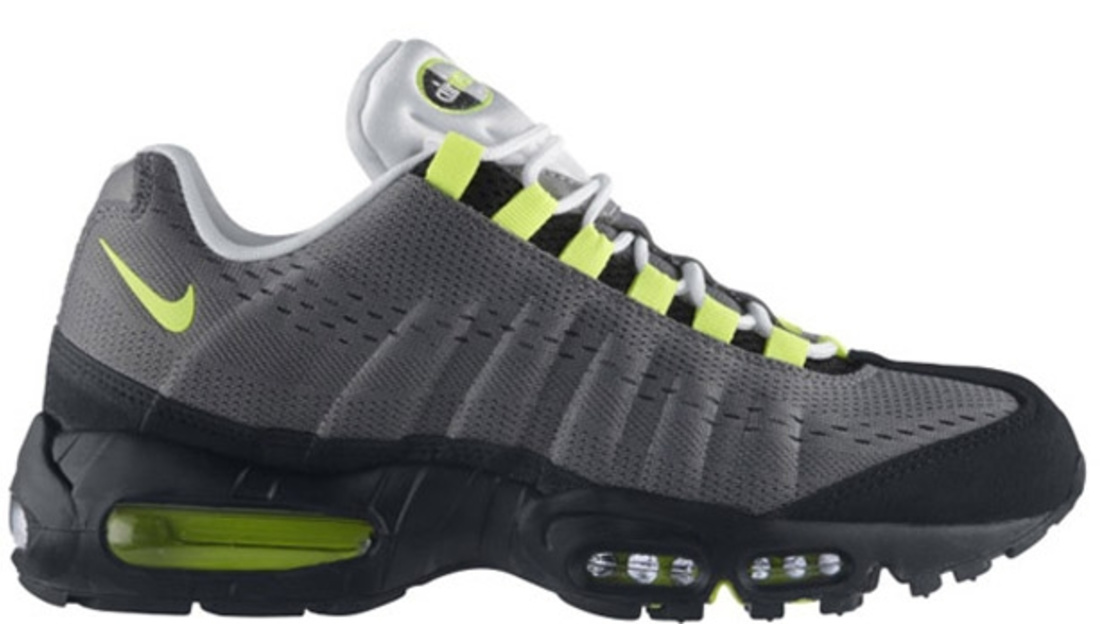 Nike Air Max \u0026#39;95 EM Cool Grey/Volt-Black-White